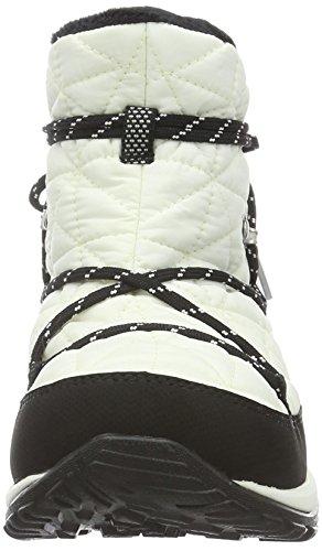 Columbia Loveland Shorty Omni-Heat, Stivali da Neve Donna Bianco (Sea Salt/ Black)