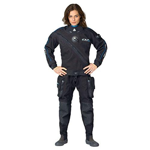 Waterproof - D7 Pro Cordura ISS Trilaminat Einzelstück Lady (S)
