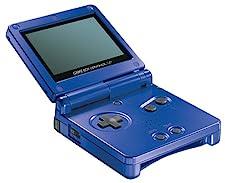 Nintendo Blue SP Console (GBA)