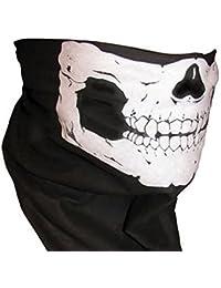 Esqueleto cráneo Bandana máscara de esquí Snowboard de moto ciclismo Rave estasbotellas