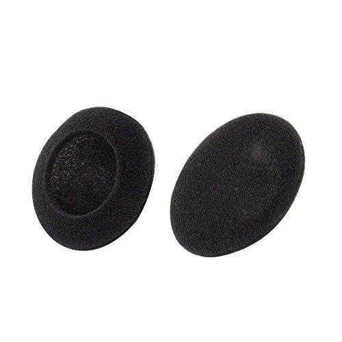 TOOGOO 2 x Cojin espuma Cubierta almohadilla oreja