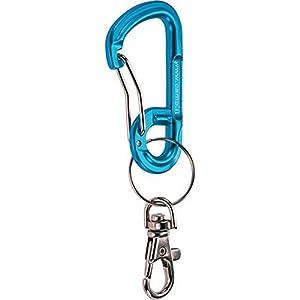 Camp D Wire Gate – 60 mm – Schlüsselkarabiner – farbig – uni