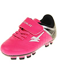 Amazon.co.uk  Pink - Football Boots   Sports   Outdoor Shoes  Shoes ... 0bb0193bbae