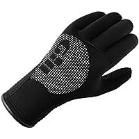 Gill 3mm Neoprene Winter Gloves in BLACK 7672
