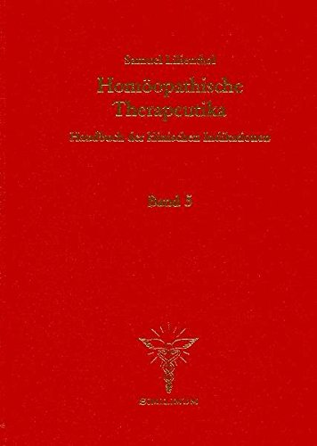 Homöopathische Therapeutika: Abmagerung bis Wunden