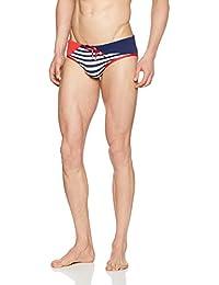 ES collection Lucas Sailor Swim Brief, Boxer Homme