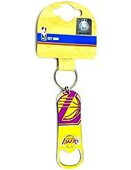 Forever Collectibles Décapsuleur des Los Angeles Lakers NBA Porte-Clés