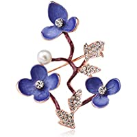 KUNQ Süße Brosche/Mode - Brosche Temperament Mantel Mantel Strickjacke Frühjahr - Sommer - Pin - Nadel Ornament