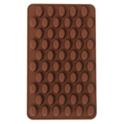 remote.S Silikon Kaffeebohnen Silikon Schokolade Kaffeebohnen Süßigkeiten Kuchen Süßigkeiten...