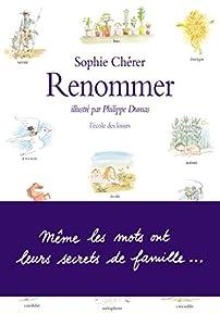 """Afficher """"Renommer"""""""