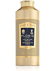 Floris London Lily of the Valley, Talkum Puder, 100 g