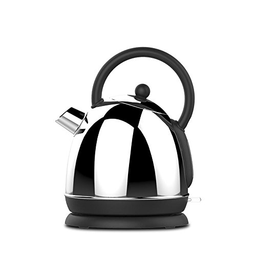 GPC Electric Kettle Stainless Steel Stainless Steel Color Base Separation 1800W 1.7L Automatic Power off Insulation Home Travel Electric Kettles