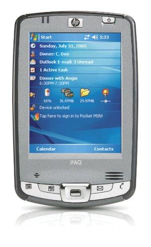 HP iPAQ hx2490 Pocket PC Handheld - Hp Mobile Pda
