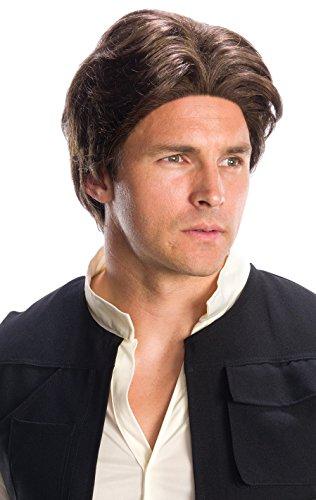 Star Wars Han Solo Adult Costume Wig (Jabba Kostüm)