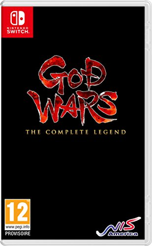 God Wars The Complete Legend Switch