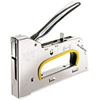 Rapid Staple Gun for Sensitive Materials, All-Steel Body, Pro, R33, 20510650