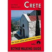 [(Crete East: The Finest Valley and Mountain Walks - ROTH.E4822 * *)] [Author: Gert Hirner] published on (March, 2003)
