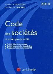 Code des sociétés et autres groupements 2014