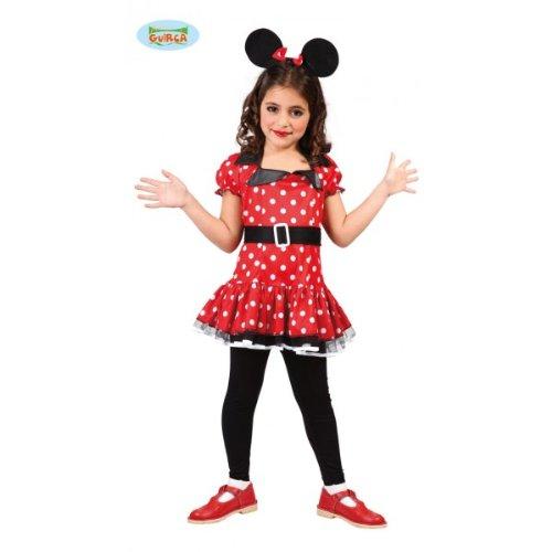 Imagen de disfraz de minnie 4 6 años