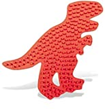 Ses Creative Iron On Beads - Pegboard T-Rex (6096)