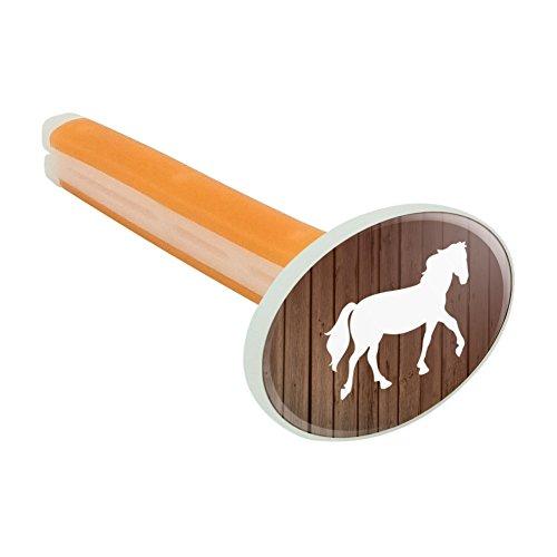 Pferd Silhouette Cowboy Western Auto-Lufterfrischer Vent Clip–Citrus Blossom Duft
