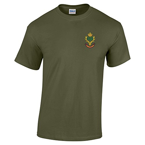 Pineapple Joe's Herren T-Shirt Military Green