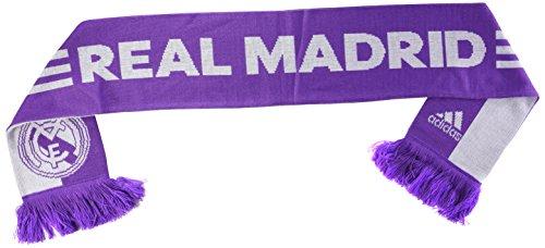 adidas Real Madrid Away Bufanda, Unisex, Naranja (Balcri/Vioray), OSFM