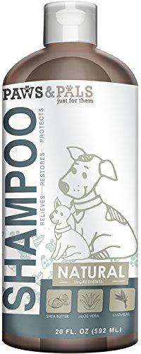 OxGord Bio Haferflocken Hundeshampoo & Conditioner 100 % Natürliche 20Oz (Hundeshampoo Orange)
