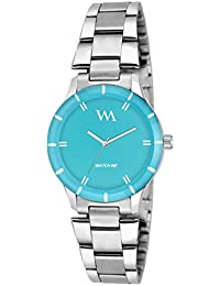 Watch Me Analogue Blue Dial Girl's & Women's Watch -Wmal-148