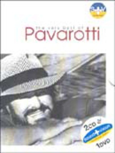 The Very Best of Pavarotti Luciano (Coffret 2 CD et 1 DVD)
