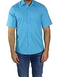Amazon.es  Camisas Manga Corta Hombre - Camisas casual   Camisas  Ropa f5ebb8f2f1b