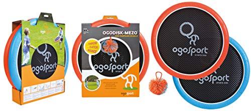 Schildkröt Ogo Sport Set Mezo, 2 extra große Ogo Softdiscs Ø38cm, 1 Ball, der beliebte Spiel-Klassiker, 970093
