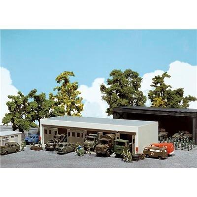 Faller 144037 - Military Werkstatt für Nutzfahrzeuge
