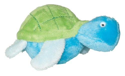 Dogit 72683 Hundespielzeug aus Plüsch Schildkröte, 6 cm