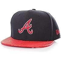 Cappello New Era: Reptvize Atlanta Braves NV/RD