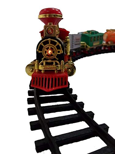 CLASSIC INDIAN A1 Choo Choo Classical Toy Battery Operated Train Set with Light & Sound