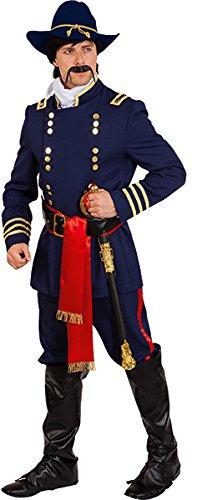 Yankees Kostüm Uniform - Nordstaatler Kostüm - Gr. (50/52)