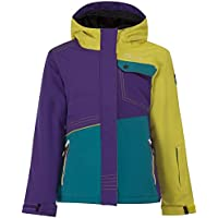 Girl/'s dare2b /'Pinpoint/' Pink Ski Wear//Winter Waterproof and Breathable Jacket.