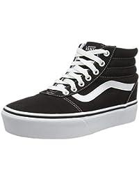 Vans Ward Hi Platform, Sneaker Mujer