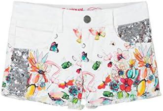 Desigual DENIM_ABAD-Pantalones Niñas,