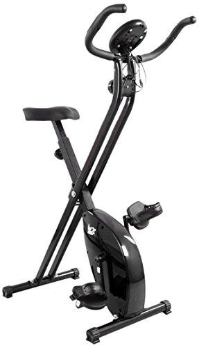 We R Sports X1000 Vélo pliant exercice Noir