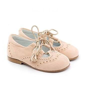 Boni Claudia - chaussure cérémonie premier pas - Rose - 18