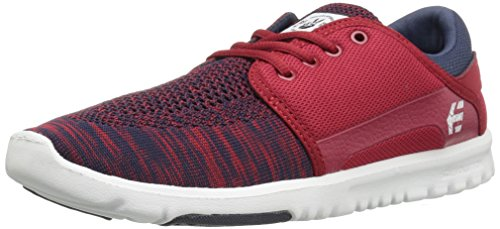 Etnies , Baskets pour homme NAVY/RED/WHITE