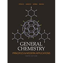 General Chemistry: Principles and Modern Application and Basic Media Pack (MasteringChemistry) by Ralph H. Petrucci (2006-04-18)