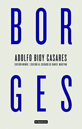 Borges Edic.Minor Selectos por Adolfo Bioy Casares