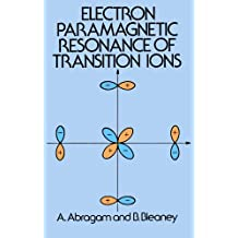 ELECTRON PARAMAGNETIC RESONANCE OF TRANSITION IONS