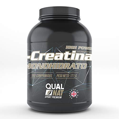 Creatina Monohidrato  Más Masa Muscular Fuerza y Energía Suplemento Deportivo
