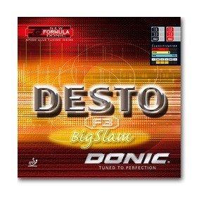 DONIC Desto F3 Big Slam, TT-Belag, OVP, inkl. Lieferung