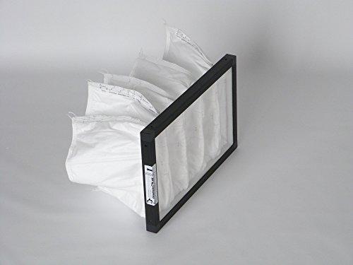 Filtro di ricambio in plastica cornice F7per hoval homevent RS 250Filtro d' Aria (Filtro) (1)