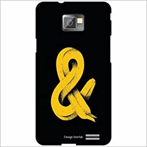 Design Worlds - Samsung I9100 Galaxy S2 Designer Back Cover Case - Multicol...